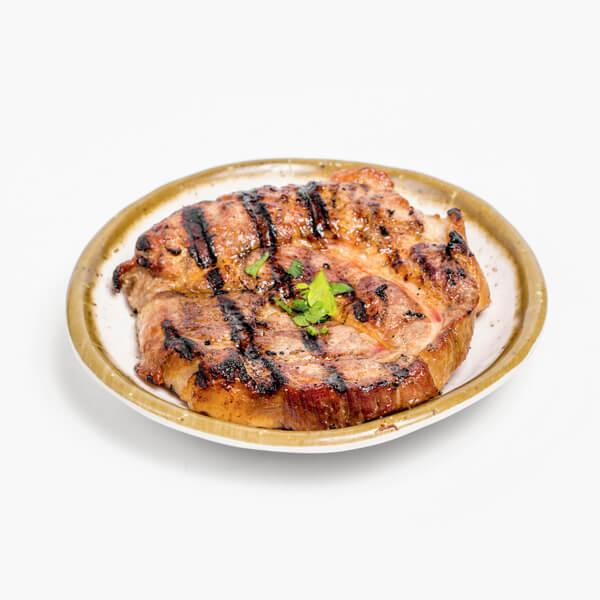 Ceafa de porc, la gratar delivery livrare food comanda order Bucuresti