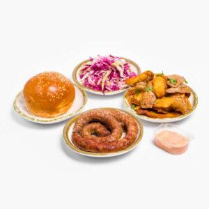 Meniu Carnati usor picanti delivery livrare food comanda order Bucuresti