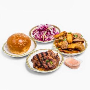 Meniu Ceafa de porc delivery livrare food comanda order Bucuresti