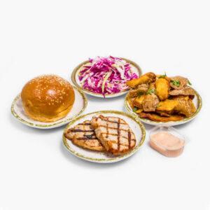 Meniu File de porc delivery livrare food comanda order Bucuresti