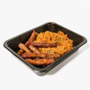 Varza cu carnati delivery livrare food comanda order Bucuresti