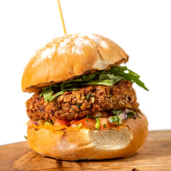 Bucuresti, livrare, delivery, burger, post, vegetarian